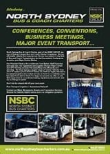 Corporate Business Transport - North Sydney Bus Charters