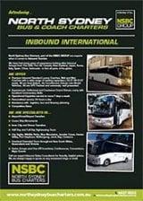 Inbound International - North Sydney Bus Charters