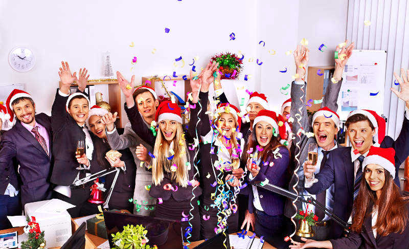 Corporate Christmas Parties - North Sydney Bus Charters