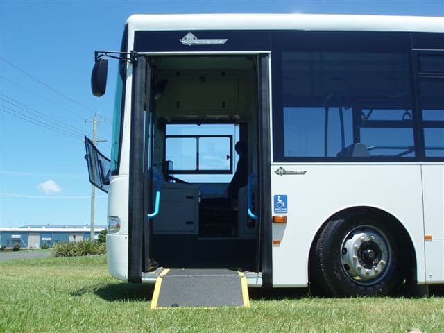 Wheelchair Buses - North Sydney Bus Charters