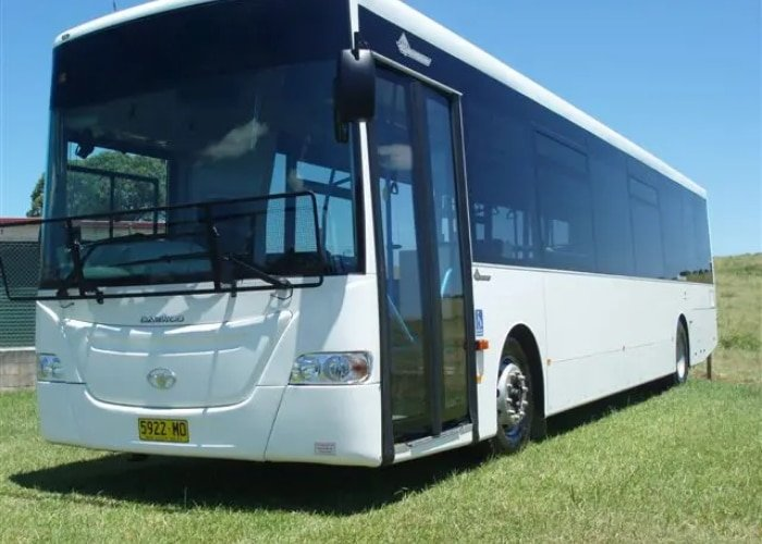 Standard Charter Bus - North Sydney Bus Charters