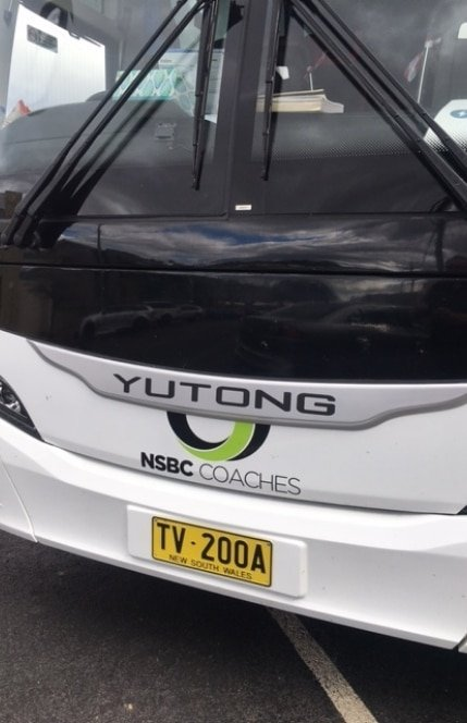 About us - North Sydney Bus Charters