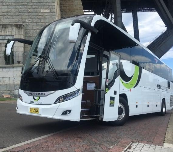 Fleet - North Sydney Bus Charters