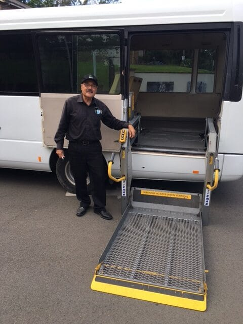 Bus services - North Sydney Bus Charters